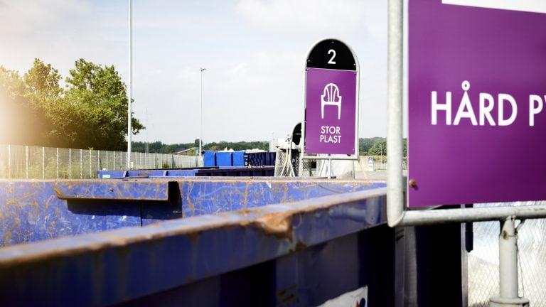 Genbrugspladsernes åbningstider