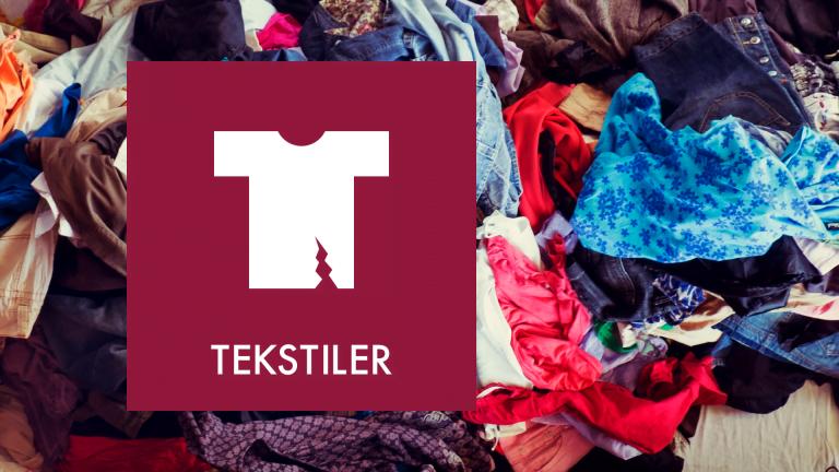 Indsamling af tekstiler