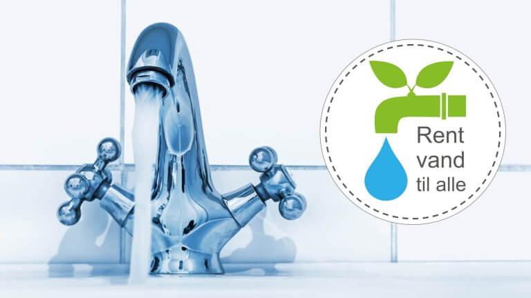 Rent vand til alle