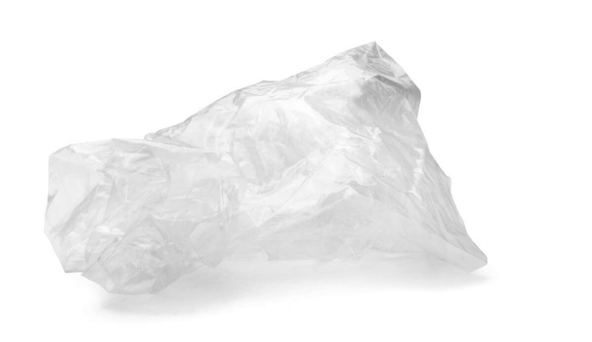 Blød plast - f.eks. fra sodavandsrammer