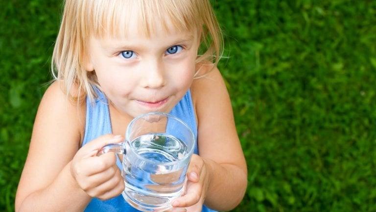 Du kan roligt drikke vandet