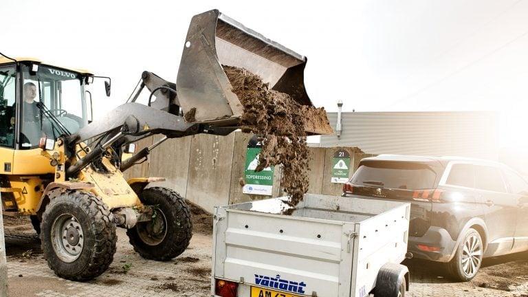 Køb kompost med MobilePay