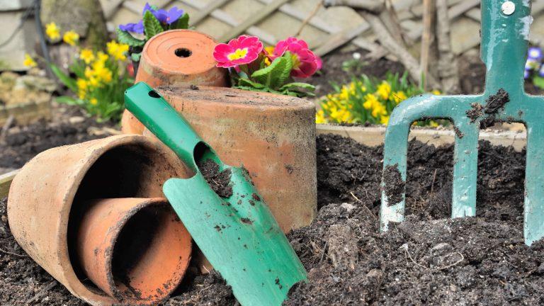 Hent kompost, når det passer dig
