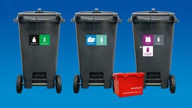 Affald2020 beholdere