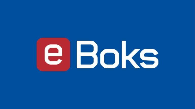 Få din regning i E-boks
